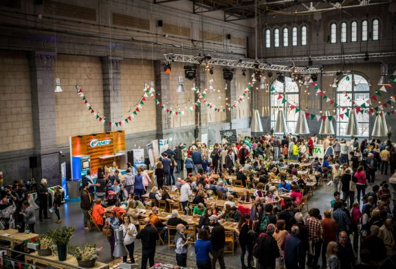 La Semana de la Cocina Italiana tiene su gran fiesta en la Usina