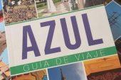 """Presentan en la ciudad de azul: """"Azul, Guía de viaje"""""""
