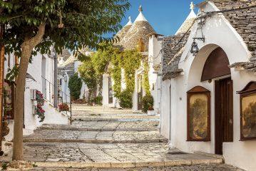 La región de Puglia, en el tacón de la bota, descubre la Italia menos conocida