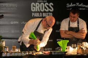 Presentación de la  3ª edición de Chefs & Foodies de Sabor Natural de Puentes de Luz