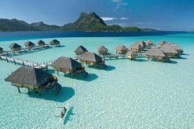 El paraíso tiene nombre: Bora Bora