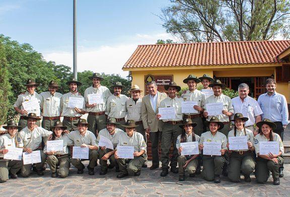 Nuevos Guardaparques Nacionales para Argentina