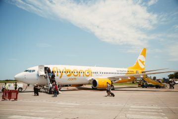 ¡San Pablo  ya tiene vuelos low cost!