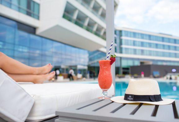 Hilton Pilar abre la temporada de verano