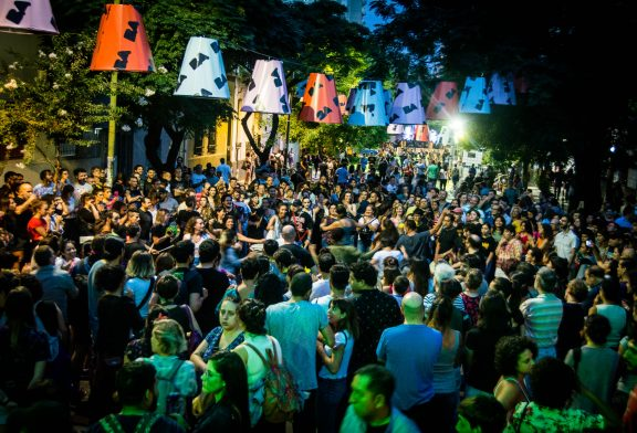 Comenzó el Festival Internacional de Buenos Aires