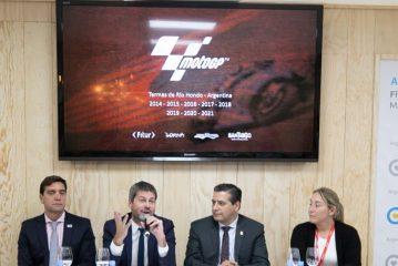 Se presentó en España el Gran Premio MotoGP de Argentina