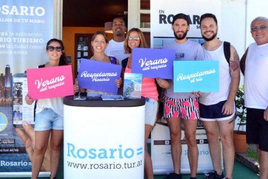 Nuevo puesto de información turística en Rosario