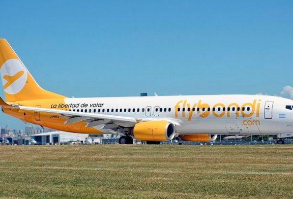 Flybondi informó sobre el estado de su operación en Argentina