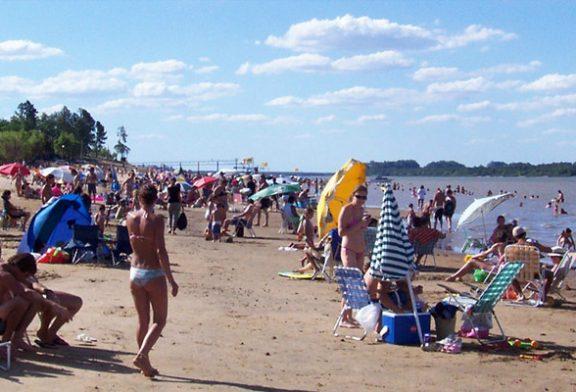 San José, Entre Ríos: sol, playa, deportes e historia