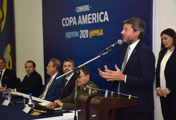 Lammens en Colombia