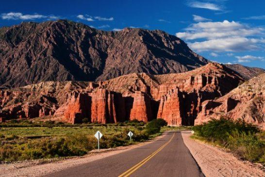 Experiencia en los Valles Calchaquies Salteños
