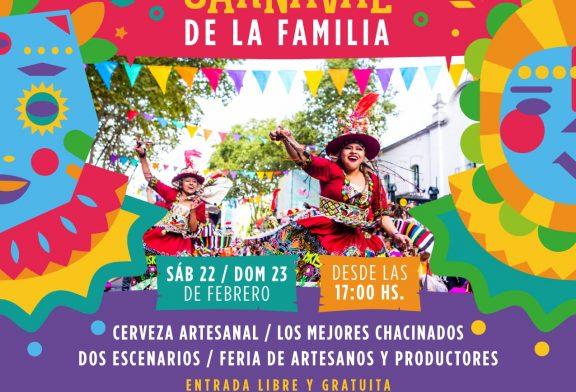 Dolavon: la batucada más  grande de Argentina se presentará en el Carnaval de la Familia