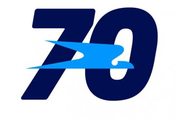 Aerolíneas Argentinas: 70 años y un nuevo logo