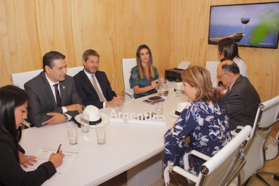 Argentina refuerza sus lazos con el mercado colombiano