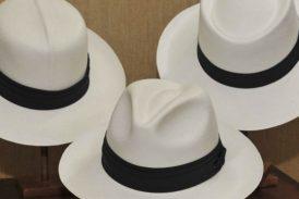 Pile de Manabí y sus famosos sombreros de paja toquilla