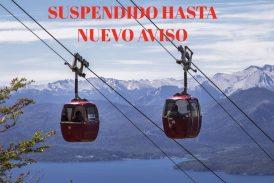 Teleférico Cerro Otto suspende sus actividades