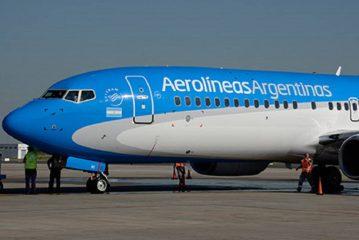 Aerolíneas Argentinas: ajustes en su programación a Roma