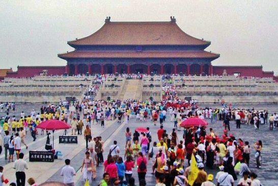 China reabre parcialmente atractivos turísticos