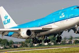 KLM celebra sus 100 años: oficialmente es la aerolínea más antigua del mundo