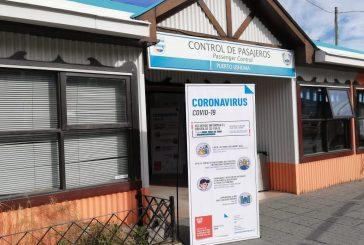 El puerto de Ushuaia inició los operativos para el regreso de turistas a sus países de origen
