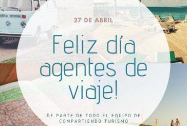 27 de abril: ¡Feliz Día del Agente de Viajes!