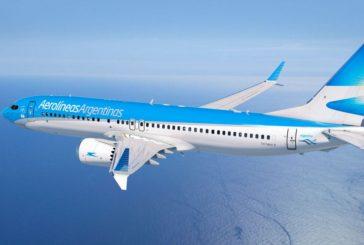 Segundo vuelo de Aerolíneas Argentinas a Shanghai