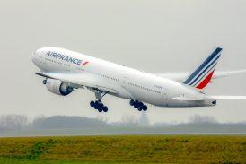Air France pone en marcha controles de temperatura
